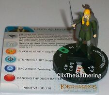 LEGOLAS GREENLEAF #012 Lord of the Rings: The Two Towers LotR T2T HeroClix