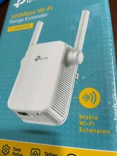NEW!!! TP-Link TL-WA855RE N300 300Mbps WiFi Range Extender, WPS Connect
