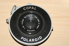 Copal 1 Press Shutter With Tominon 75mm 1:4.5 Lens -Large Format -Good Condition