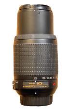 Clean Nikon Dx Af-S Nikkor 55-200mm 1:4-5.6G Ed Vr Digital Slr Camera Lens