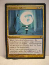 DETENTION SPHERE MTG Magic the Gathering Card NM / LP - English Enchantment