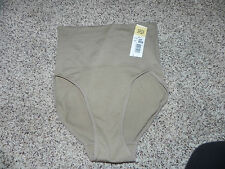 UNBRANDED SHAPER BRIEF NUDE MEDIUM STYLE 3200R NWT
