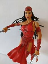 Marvel Select Elektra with Weapons & Stand 2002 Action Figure