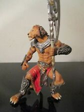Lion Man action figure warrior