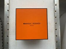Apple Watch Series 3 GPS + Cellular Hermès 38mm SS With Double Leather Band