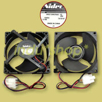 For 1pcs NIDEC U92C12MS7BA3-52 3pin 12V 0.1A 90MM Cooling Fan