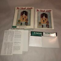 HTF Commodore 64 & 128 Computer Game THE MAGIC CANDLE Complete CIB UNTESTED