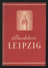 Baedekers Leipzig 1948