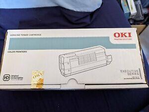New Oki Genuine Toner Cartridge MAGENTA for ES3032A4/ES7411 P/N 44318618