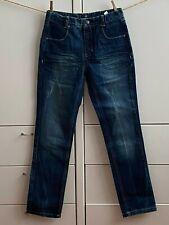 JAKO-O Hose Jeans Gr. 146 blau Denim used