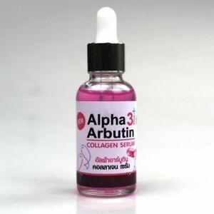 Alpha 3 Plus Arbutin Collagen Serum 40 ml.