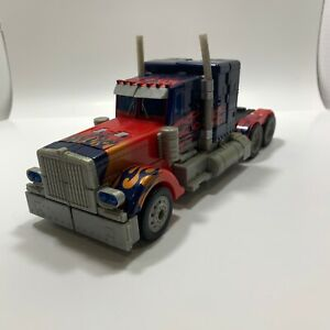 Transformers Movie Optimus Prime Leader Class 2007