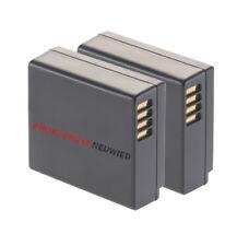 2x dmw-blg10e Batterie'S pour PANASONIC tz91/tz80/tz81/tz100/tz101