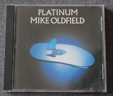 Mike Oldfield, platinum, CD