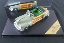 Vitesse 1:43 Scale Chrysler 1947 Town & Country  #020 With Display Case