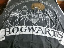 Harry Potter HOGWARTS Reversible SINGLE Duvet Cover Set BNWT  BIRTHDAY XMAS GIFT