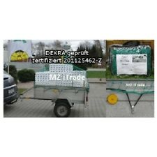 Anhängernetz Container Trailer Net Dekra geprüft 220 x 150 2,20 x 1,50 2,2 x 1,5