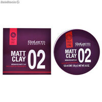 Salerm Pro line Matt Clay cera mate de fijación media 125 ml