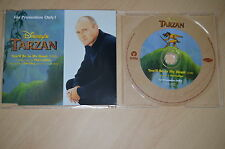 Phil Collins - You'll be in my heart. BSO Tarzan OST CD-Single promo (CP1704)
