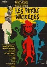 Affiche -  PIEDS NICKELES (les) - 120x160cm