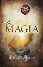 La Magia The Secret by Rhonda Byrne Atria Espanol (2012, Paperback)