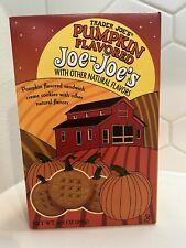 SEASONAL: Trader Joe's Pumpkin Flavored Joe Joe's Creme Cookies 10.5oz Box