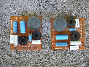 Frequenzweiche - 3 Wege - Canton Set 5000