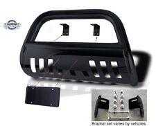 Fits 2008-2012 Nissan Pathfinder Classic Bull Bar Black Bumper Grill Push Bar