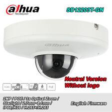 Dahua Logo SD12203T-GN 2MP 3x Optical Zoom Starlight POE PTZ Network Camera