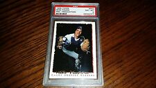 1995 TOPPS MIKE PIAZZA PRE PRODUCTION #PP2 BASEBALL CARD PSA GRADED NR MINT-MT 8