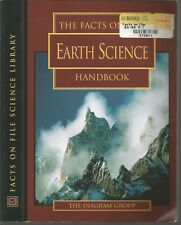 The Facts on File Earth Science Handbook by Diagram Group PB  2001