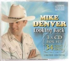 MIKE DENVER LOOKING BACK 3 CD BOX SET