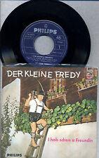 Der kleine Fredy -- Fredy Heindler - Single -- I hob schon a Freundin -Philips -
