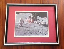 Authentic NASA Apollo 15 Astronaut James Irwin Signed Photograph