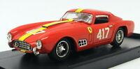Bang 1/43 Scale Model Car 415 - Ferrari 250 GT Mille Miglia 1957 - Red