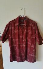 Harley Davidson Tori Richards Hawaiian Shirt Size M  Aloha