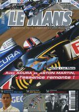 LE MANS RACING n°51 03/2009 24h DAYTONA STEPHANE SARRAZIN MIKE HAWTHORN