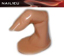 Übungsfinger mit Klebestreifen /  Practice Finger