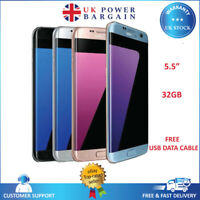Samsung Galaxy S7 Edge SM-G935F 32GB Unlocked SIM Free Android Smartphone