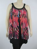 Autograph Ladies Sunset To Sunrise Sleeveless Tunic Top 14 16 18 20 22 24
