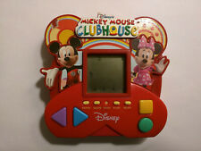 2008 Disney's Mickey Mouse Clubhouse by Zizzle Electronic Hand Held Game Tested