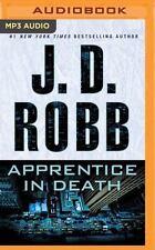 In Death: Apprentice in Death 43 by J. D. Robb (2016, MP3 CD, Unabridged)