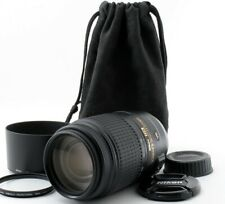 【Mint】Nikon AF-S DX Nikkor 55-300mm f/4.5-5.6 G ED VR From Japan 646605
