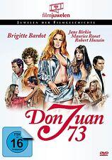 Don Juan 73 (Brigitte Bardot, Jane Birkin) DVD Neu + OVP!