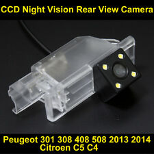 FOR Peugeot 301 308 408 508 2013 2014 Citroen C5 C4 Parking Cam Rear View Camera
