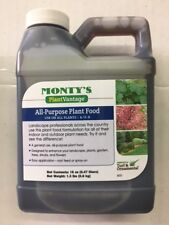 Monty's 16 oz All Purpose 6-11-5 Liquid Plant Food Flower Fertilizer