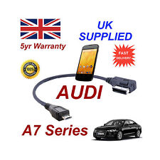 AUDI A7 Series 4F0051510M For LG Google Nexus 4 MICRO USB connection Audio cable