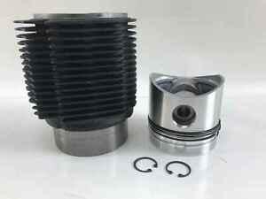 Ensemble Cylindre Piston 90 MM Moteur Diesel Lombardini 9LD560-2 9LD561-2