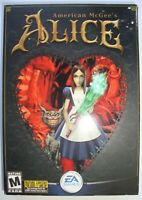 AMERICAN McGEE'S ALICE PC WINDOWS GAME 2 DISC