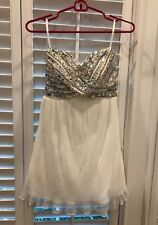 NEW With Tag As U Wish  Womens DRESS Sequin Nordstrom Size 3 NWT